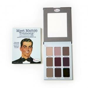 The balm- Meet Matt Trimony eyeshadow palette