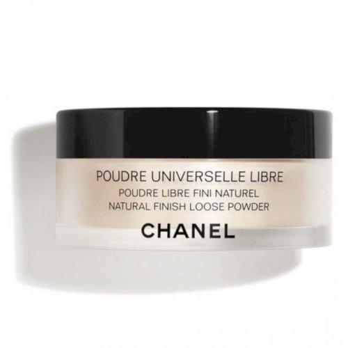 Chanel-Natural Finish Loose Powder (20 clair - translucent 1)
