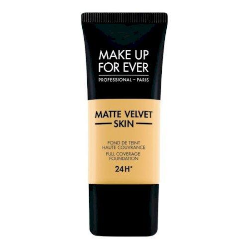 Makeup for ever MATTE VELVET SKIN LIQUID FULL COVERAGE FOUNDATION 24H