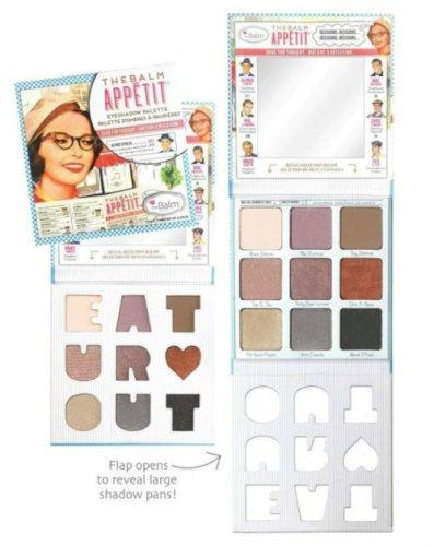 the balm - Appetit eyeshadow Palette