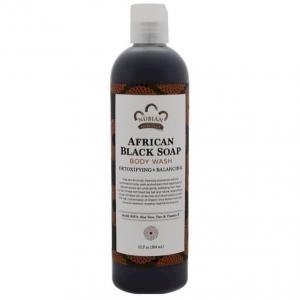 nubian heritage African black body wash 384ml