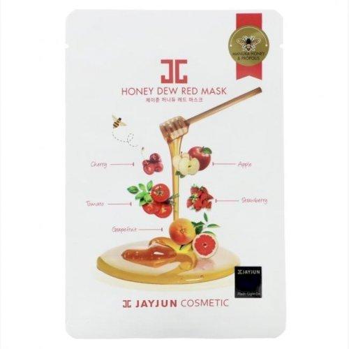 Jayjun-Honey Dew Red Mask, 1 Sheet