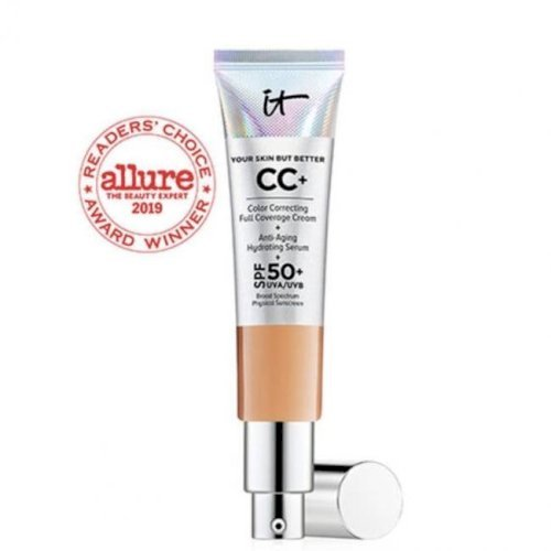 It cosmetics- Your Skin But Better CC+ Cream with SPF 50+ (Tan) 12ml