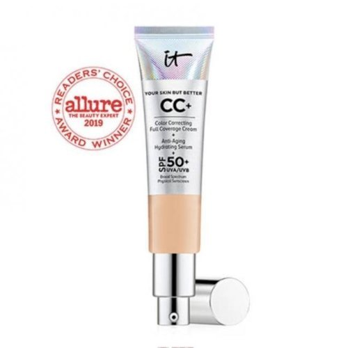 It cosmetics- Your Skin But Better CC+ Cream with SPF 50+ (Netural medium)32ml