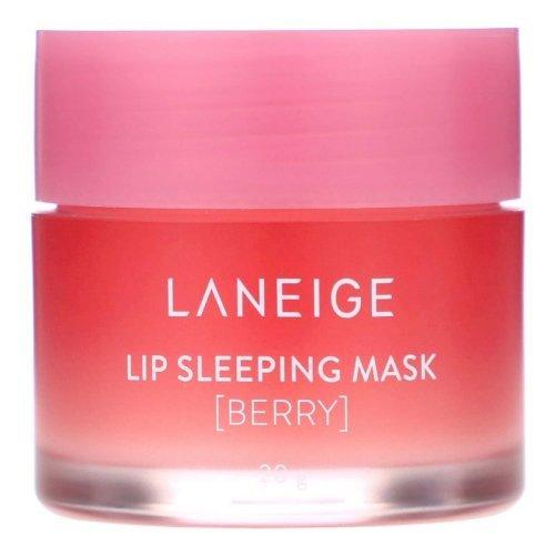 Laneige-Lip Sleeping Mask, Berry, 20 g