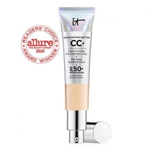 It cosmetics- Your Skin But Better CC+ Cream with SPF 50+ (MEDIUM)12ml