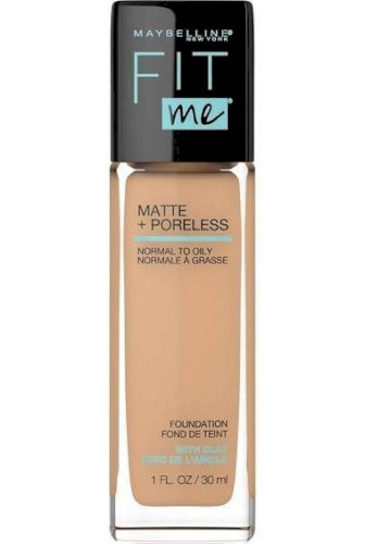 Maybelline FIT ME MATTE + PORELESS FOUNDATION 228 soft tan