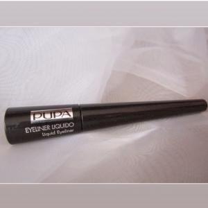 """Pupa- liquid eyeliner """"black"""""""