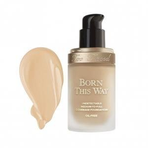 Too faced-born this way foundation(30ml) (warm nude)