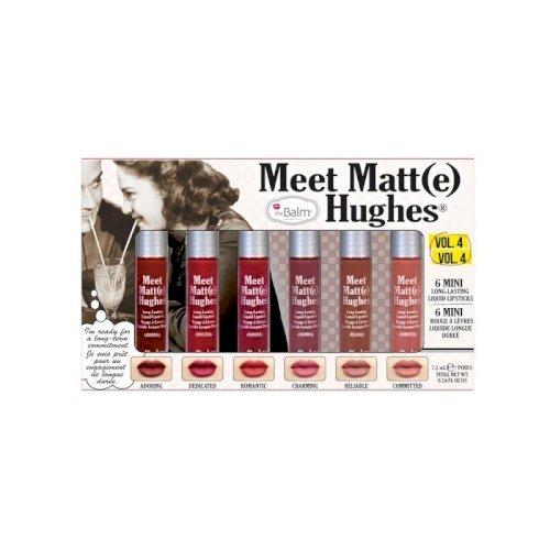 The balm- Meet matte huges mini lipstick vol.4