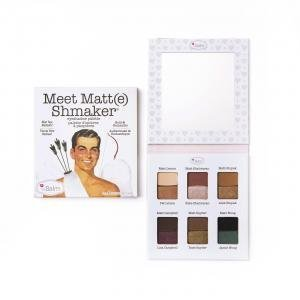 The balm-meet matte shmaker eyeshadow palette