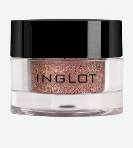 Inglot Amc Pure Pigment Eye Shadow 119  Rose Gold