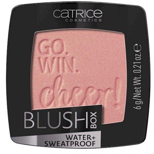 Catrice- blush box (020 GLISTENING PINK)