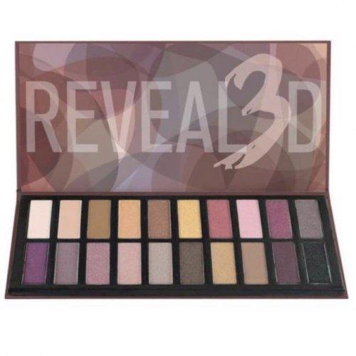 coastal scents- eyeshadow palette (Revealed 3)