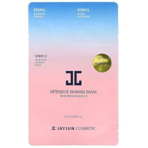 Jayjun-3 Step intensive shining  Mask, 1 Set