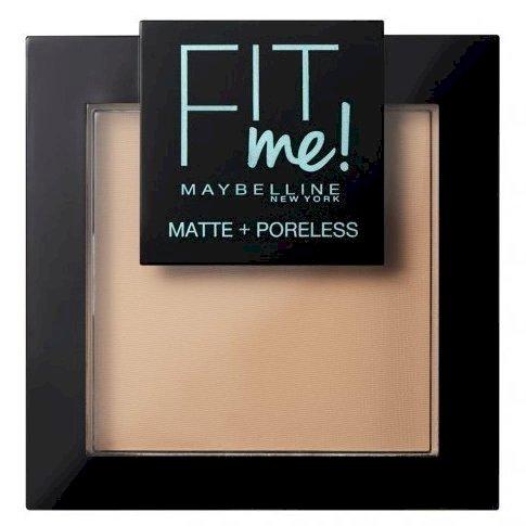 Maybelline FIT ME!® MATTE + PORELESS POWDER 120 classic ivory