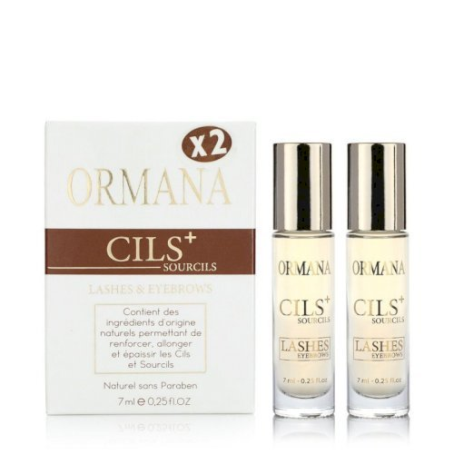 Ormana-cils+ lashes & eyebrows (2*7ml)