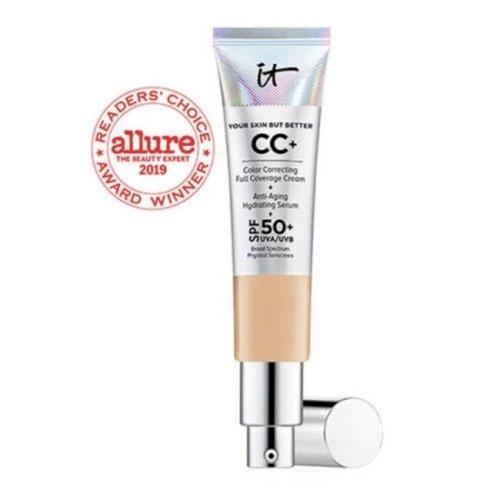 It cosmetics- Your Skin But Better CC+ Cream (MEDIUM TAN)32ml