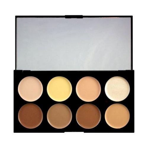 Revolution-Ultra Cream Contour Palette