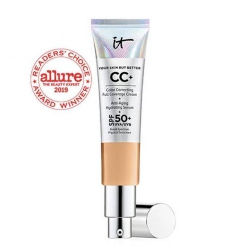It cosmetics- Your Skin But Better CC+ Cream with SPF 50+ (NEUTRAL TAN) 32ml