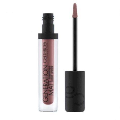 Catrice-Generation Matt Comfortable Liquid Lipstick (070'mauve to the rhythm)