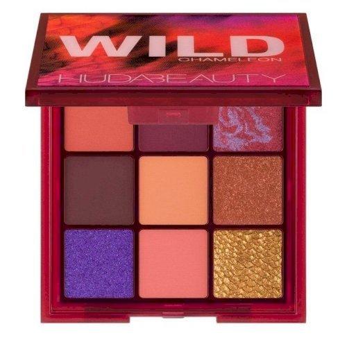 Huda beauty Chameleon Wild Obsessions eyeshadow palette
