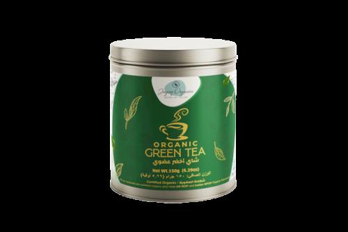 Organic Green Tea - 150gm