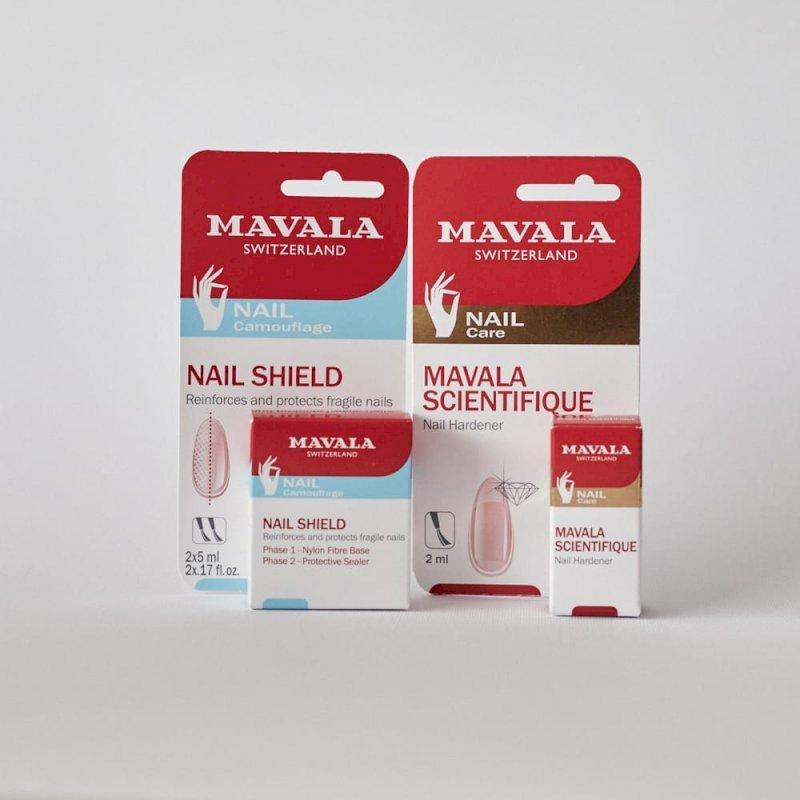 MAVALA SCIENTIFIQUE + NAIL SHIELD