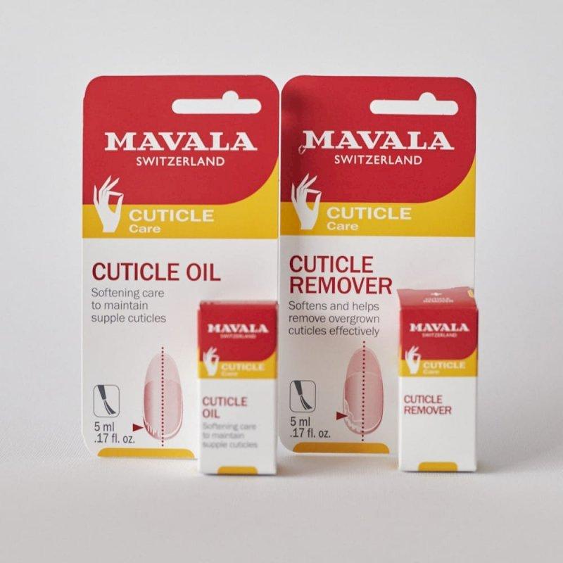 CUTICAL REMOVER 5 ML + CUTICAL OIL 5 ML