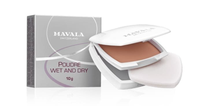 """""""Wet and Dry Powder """"Ultra-thin and non-greasy powder"""