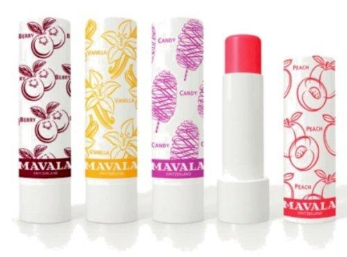 Tinted Lip Balm, Moisturizing and nourishing.
