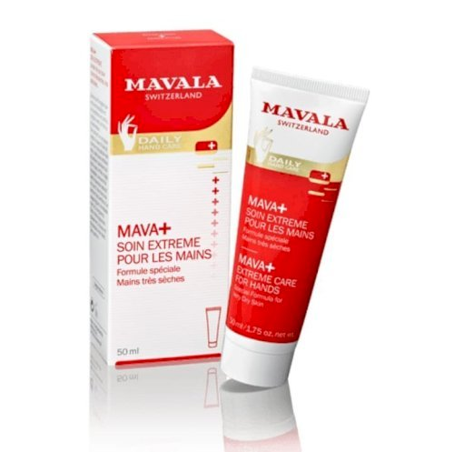 Mava+ Extreme Care for Hands,  For very dry, very stressed hands