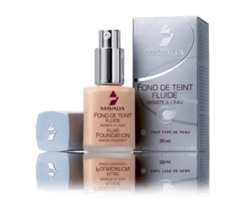 Fluid Foundation Water resistant