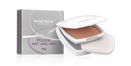 """Wet and Dry Powder ""Ultra-thin and non-greasy powder"