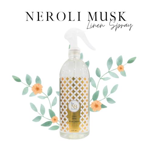 Neroli Musk Linen Spray
