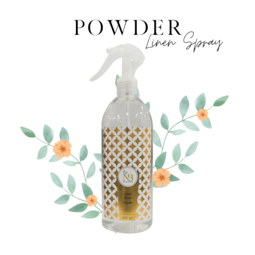 Powder Linen Spray