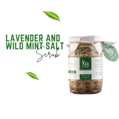 NB Lavender & Wild Mint Sea Salt