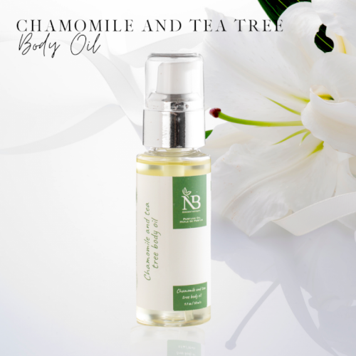NB Chamomile & Tea Tree Body Oil