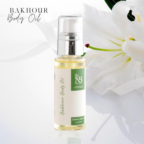 NB Bakhour Body Oil