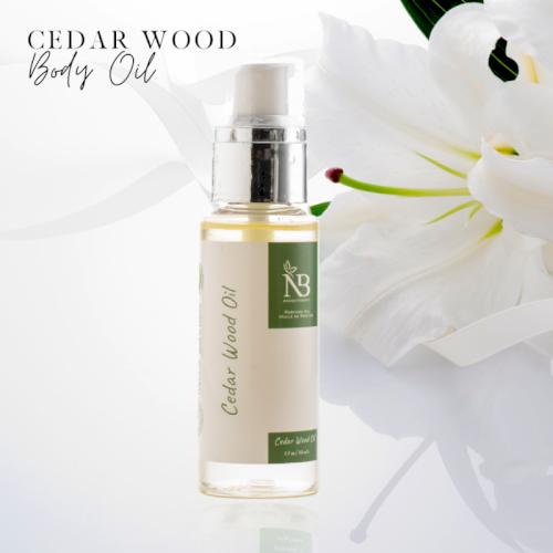 NB Cedar Wood Oil