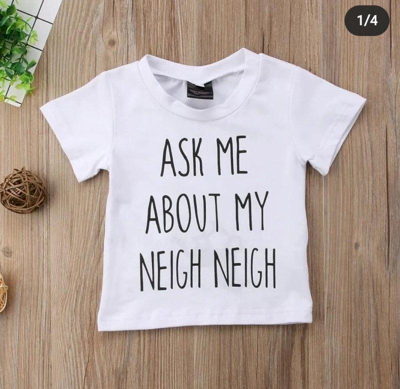 Cow / horse shirt
